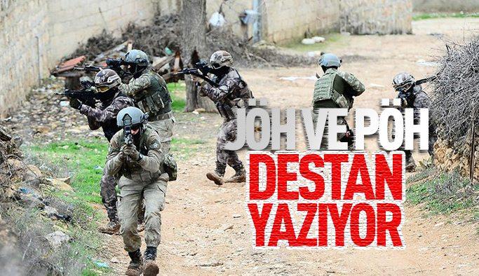jöh pöh jandarma polis özel harekat afrin zeytin dalı harekatı