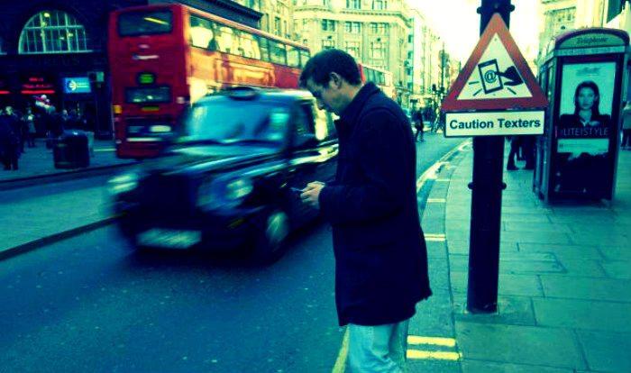 akıllı telefon trafik kazası tükenmişlik sendromu