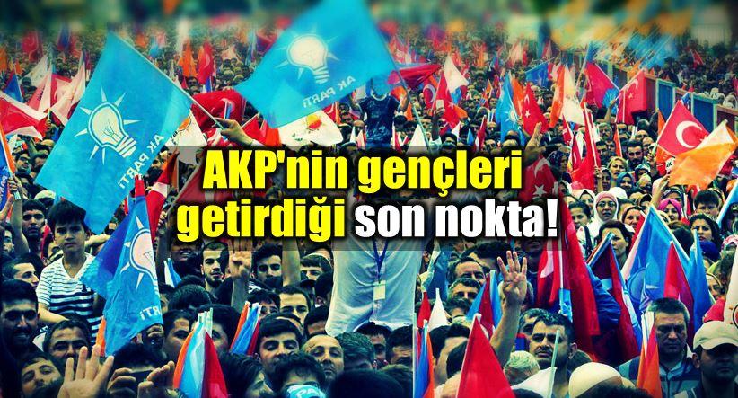AKP gençleri getirdiği son nokta bu reis kemal mülakat soruları ak parti