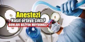 Anestezi ve narkoz nedir? Anesteziyoloji nasıl ortaya çıktı?