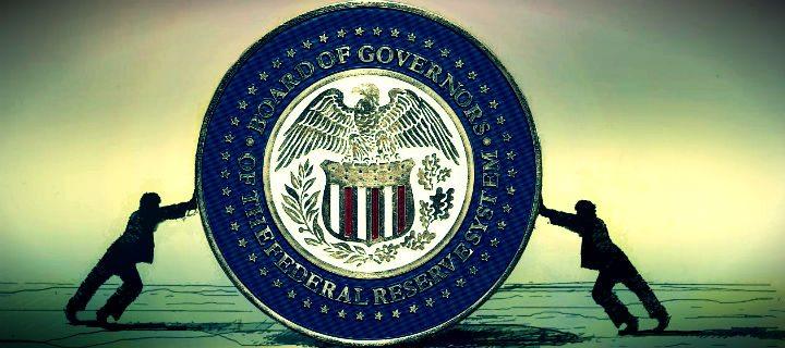 fed federal reserv system logo