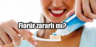 Diş macununda bulunan florür zararlı mı?