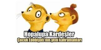 Hopalupa Kardeşler: Çocuk Edebiyatı yapı kredi yayınları