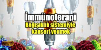 İmmünoterapi kanser tedavi İmmünoterapi Kanseri tedavide bağışıklık sistemi