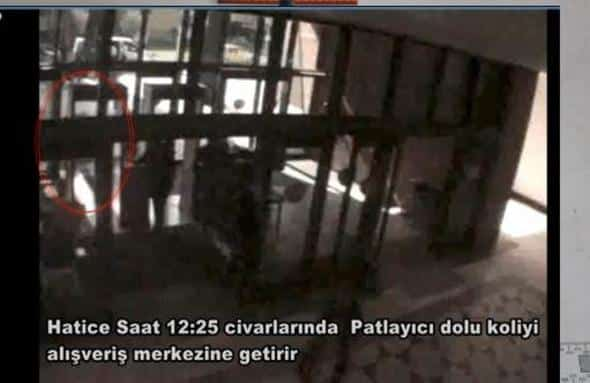 istanbul bayrampaşa avm ikea otoparkı bomba düzenekleri deaş