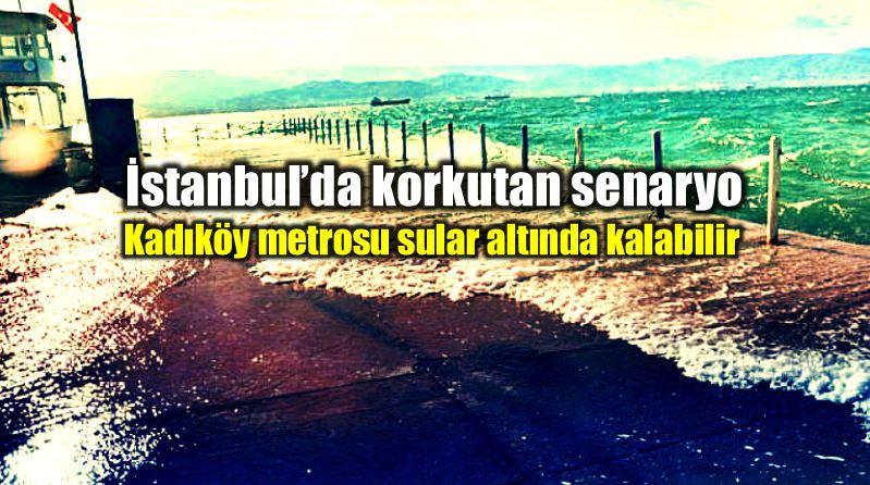istanbul için 2050 senaryosu: Kıyılar sular altında kalacak!