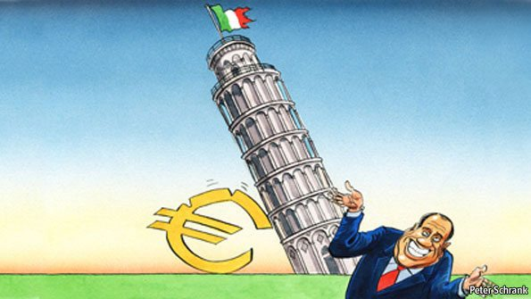 italya ekonomi eurozone euro avrupa birliği