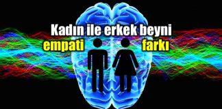 Kadın ile erkek beyni empati farkı