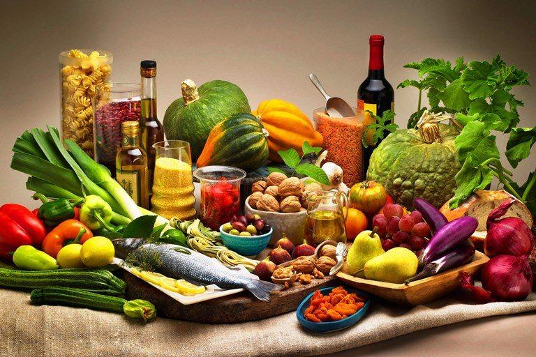 ege akdeniz tipi beslenme diyet