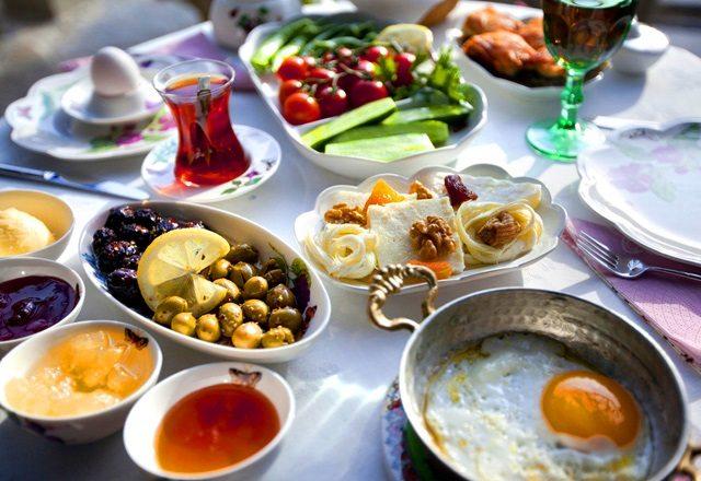 sağlıklı kahvaltı tarifi
