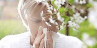 Saman nezlesi soğuk algınlığı ile karıştırılmamalı
