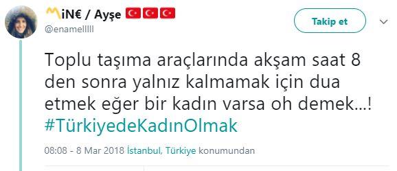 8 Mart Dünya Kadınlar Günü: Türkiye kadın olmak