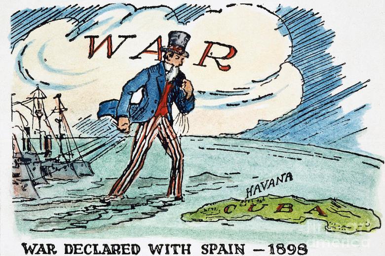 1898 amerika ispanya savaşı küba havana