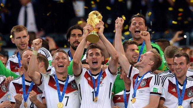 Miroslav Klose rusya 2018