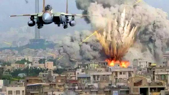 abd ingiliz savaş uçakları suriye saldırısı