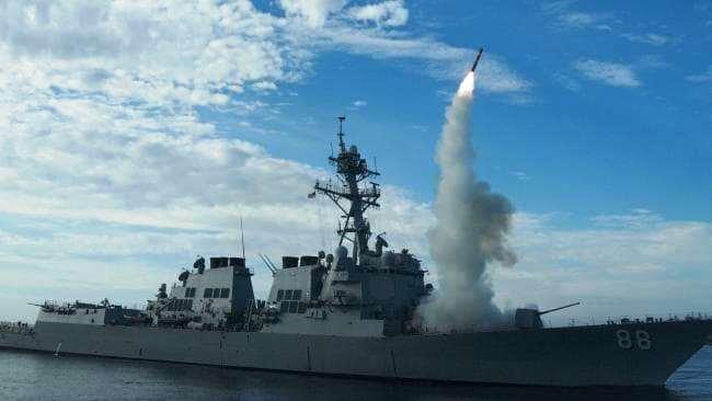 uss tomahawk amerikan savaş gemisi