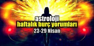 Astroloji: 23 - 29 Nisan 2018 haftalık burç yorumları