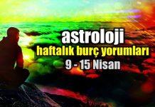 Astroloji: 9 - 15 Nisan 2018 haftalık burç yorumları
