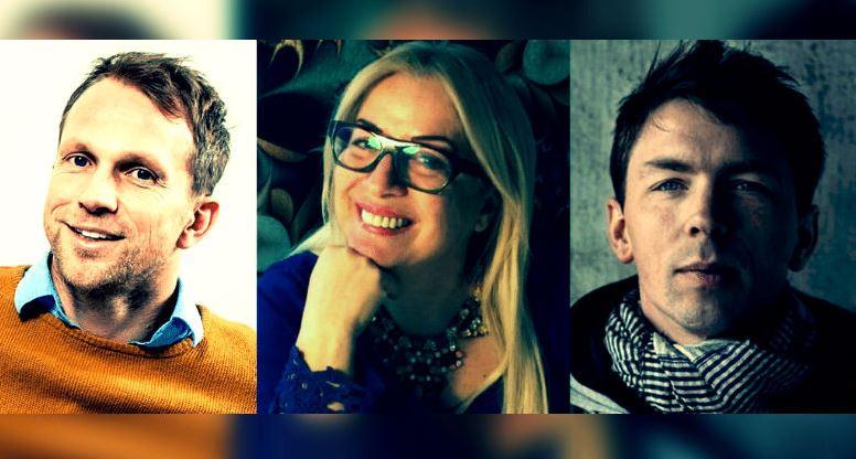 Ayşe Erbulak istanbul Uluslararası Edebiyat Festivali Peder Frederik Jensen Lars Joachim Grimstad