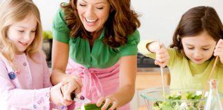 Beslenme alışkanlıklarının çocukluk döneminde kazanılıyor