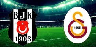 Galatasaray - Beşiktaş derbisi: Baba Hakkı Yeten ve Gündüz Kılıç