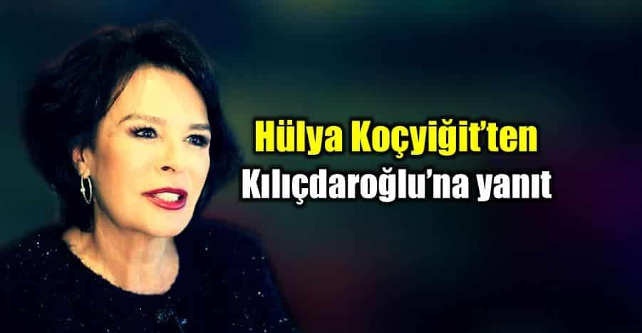 hülya koçyiğit kemal kılıçdaroğlu recep tayyip erdoğan afrin