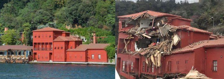 İstanbul Boğazı istanbul boğazı gemi yalı kazası
