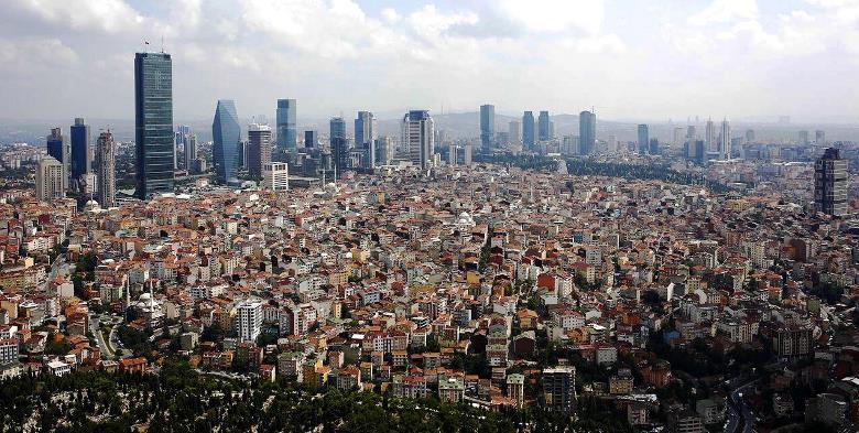 istanbul gökdelenleri çirkin yapılaşma manzara