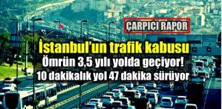 istanbul trafik araştırması