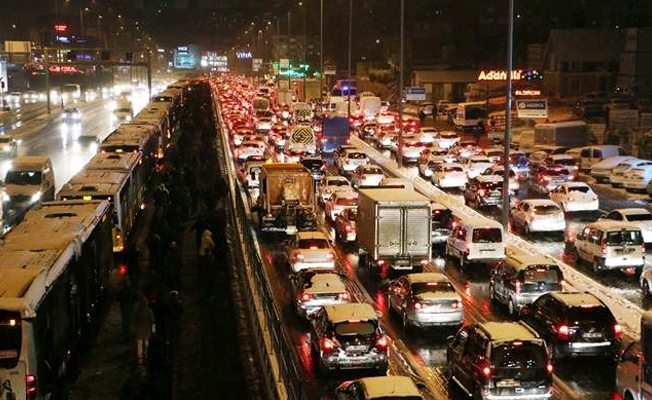 istanbul yol trafik durumu yandex navigasyon google haritalar