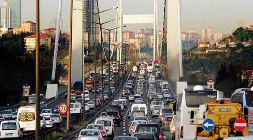 istanbul yol trafik durumu