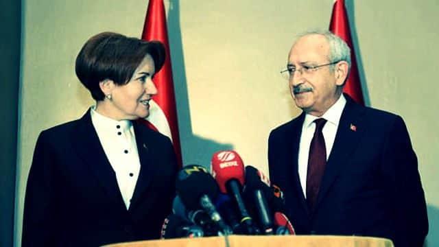 Meral Akşener ve Kemal Kılıçdaroğlu görüştü iyi parti chp ittifakı