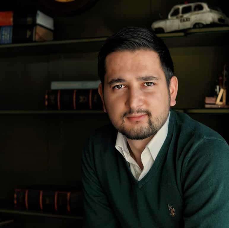 Pazarlamasyon.com kurucusu Necip Murat