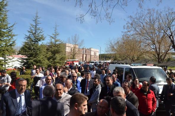 Osmangazi Üniversitesi'nde silahlı saldırı: 4 öğretim görevlisi öldü