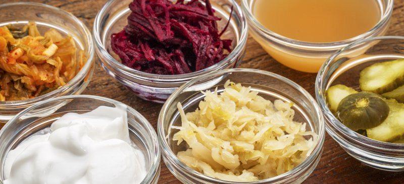 ^probiyotik prebiyotik yiyecekler listesi