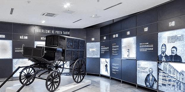 PTT Pul Müzesi Pul Koleksiyonu