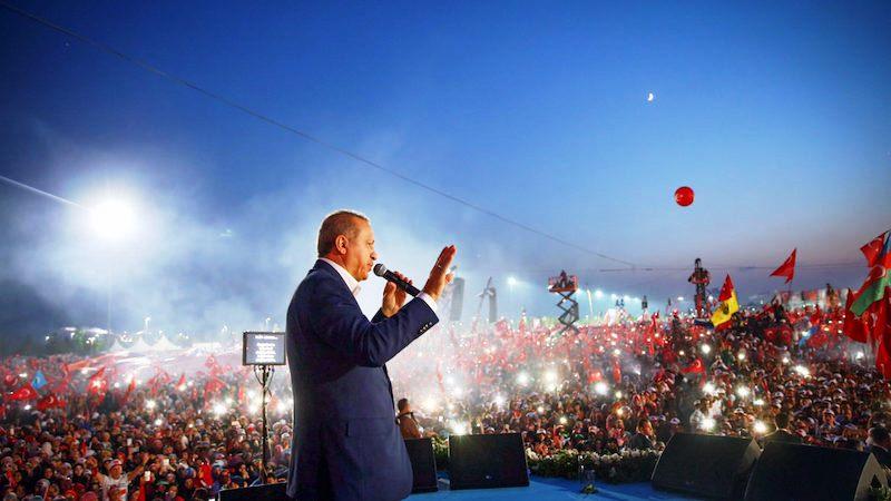 Recep Tayyip Erdoğan cumhurbaşkanı ekonomi yönetimi gerilim merkez bankası mehmet şimşek