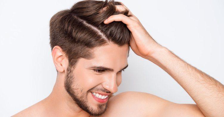 ilaçsız saç ekimi prp yöntemi saç dökülmesi