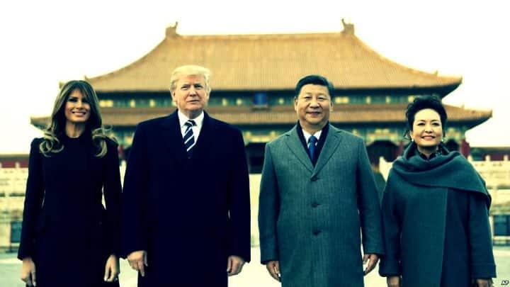 şi cinping donald trump abd çin ticaret savaşları