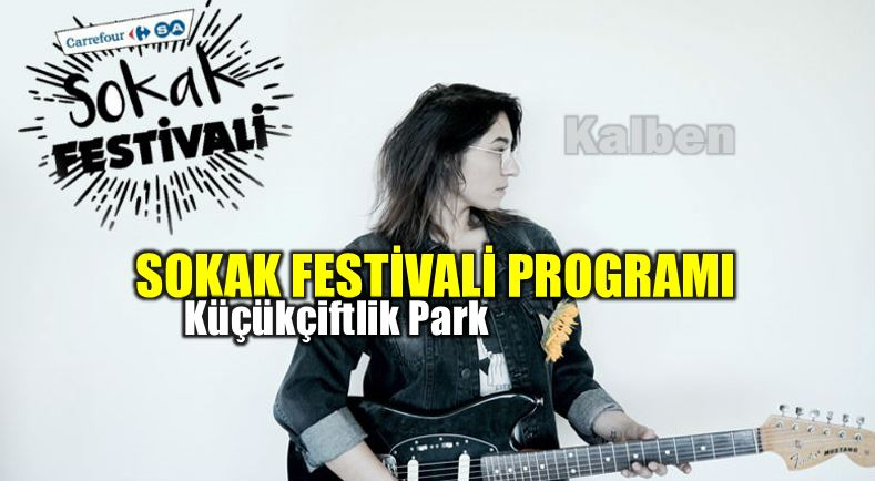 Sokak Festivali İstanbul Maçka Küçükçiftlik Park