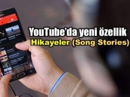 YouTube Song Stories: Instagram gibi Genius hikayeler özelliği eklendi!
