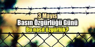 3 Mayıs Basın Özgürlüğü Günü: Bu nasıl özgürlük?