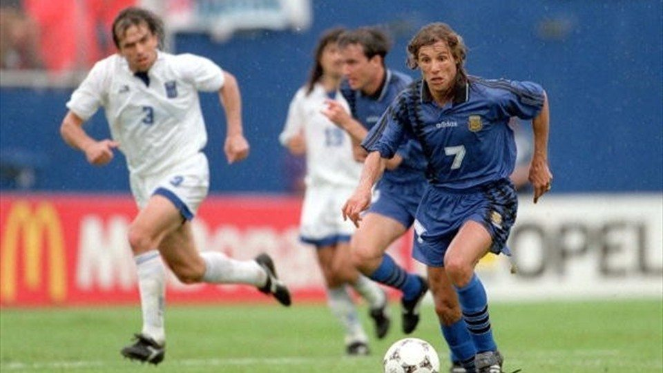 Claudio Caniggia Arjantin futbolu