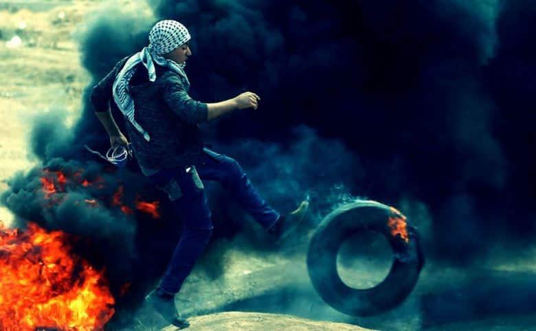 nekbe protestosu abd kudüs gazze filistin