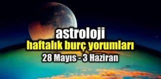 Astroloji: 28 Mayıs - 3 Haziran 2018 haftalık burç yorumları