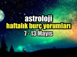 Astroloji: 7 - 13 Mayıs 2018 haftalık burç yorumları