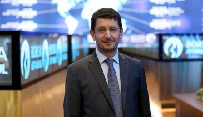 Borsa İstanbul Başkanı himmet karadağ döviz satışı yorumu
