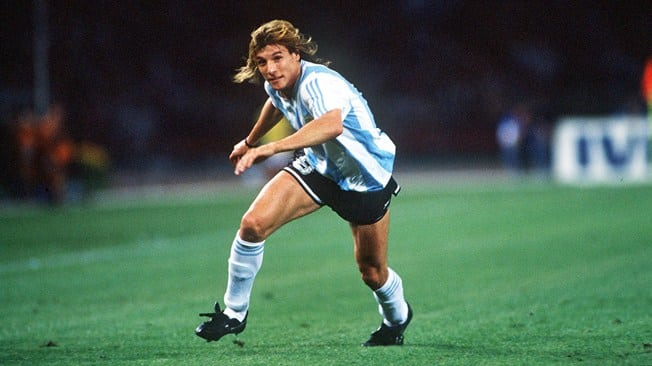 Claudio Caniggia: Arjantin'in forvetleri herkese korku verebilecek güçte