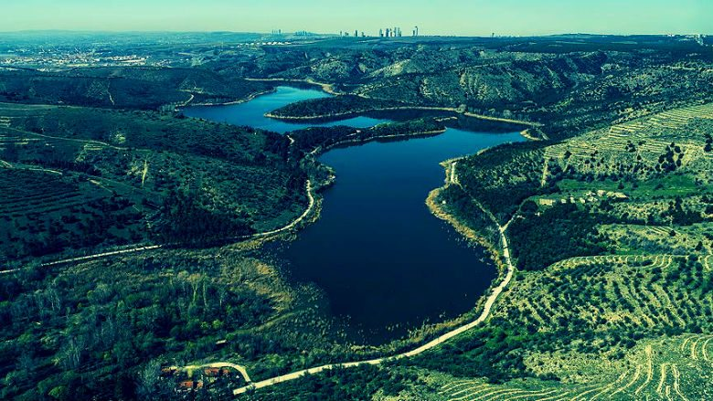 Eymir gölü mogan gölü ankara mamak sel felaketi