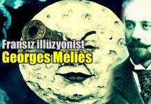Georges Melies doodle Fransız illüzyonist Georges Méliès kimdir?